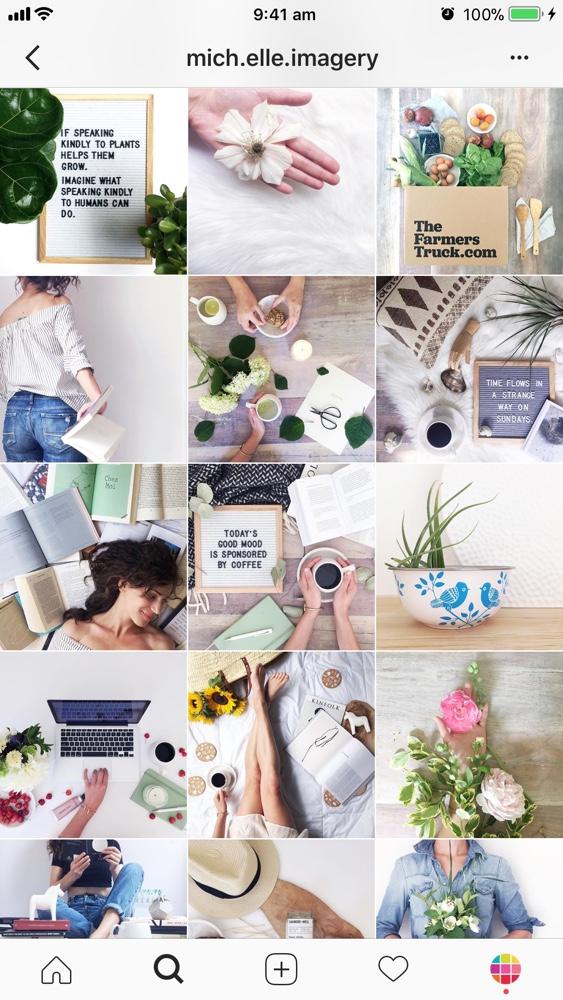 Instagram dla fotografa - zrób to kreatywnie 2