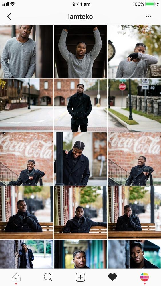 Instagram dla fotografa - zrób to kreatywnie 14