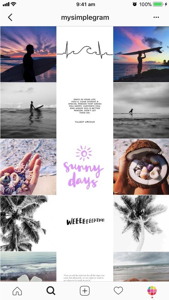 Instagram dla fotografa - zrób to kreatywnie 17