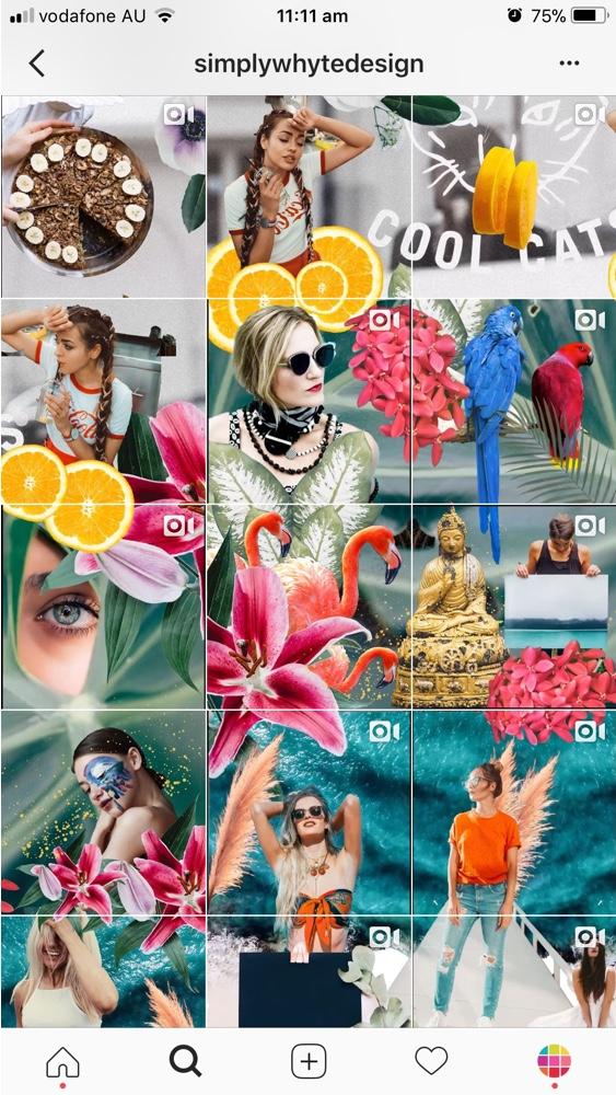 Instagram dla fotografa - zrób to kreatywnie 30