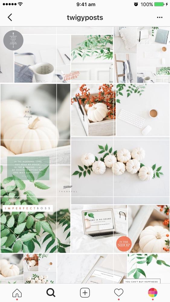 Instagram dla fotografa - zrób to kreatywnie 31