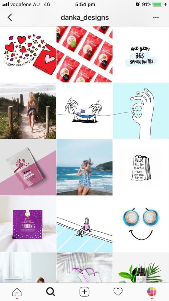 Instagram dla fotografa - zrób to kreatywnie 33