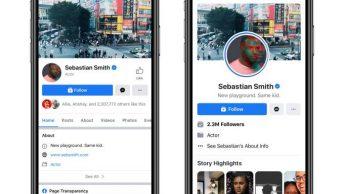 """Trwają testy nowego designu facebooka - czy to koniec """"Lubię to""""? 1"""