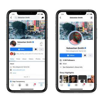"""Trwają testy nowego designu facebooka - czy to koniec """"Lubię to""""? 2"""