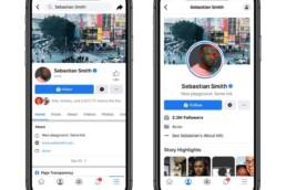 """Trwają testy nowego designu facebooka - czy to koniec """"Lubię to""""? 5"""
