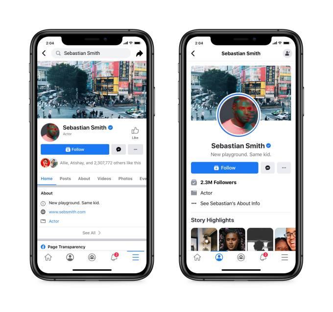 """Trwają testy nowego designu facebooka - czytokoniec """"Lubię to""""? 2"""