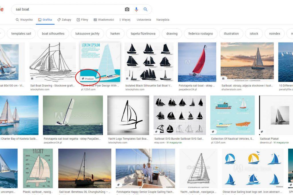 Nowa funkcja Google Grafika – łatwiejsze życie fotografa. 3