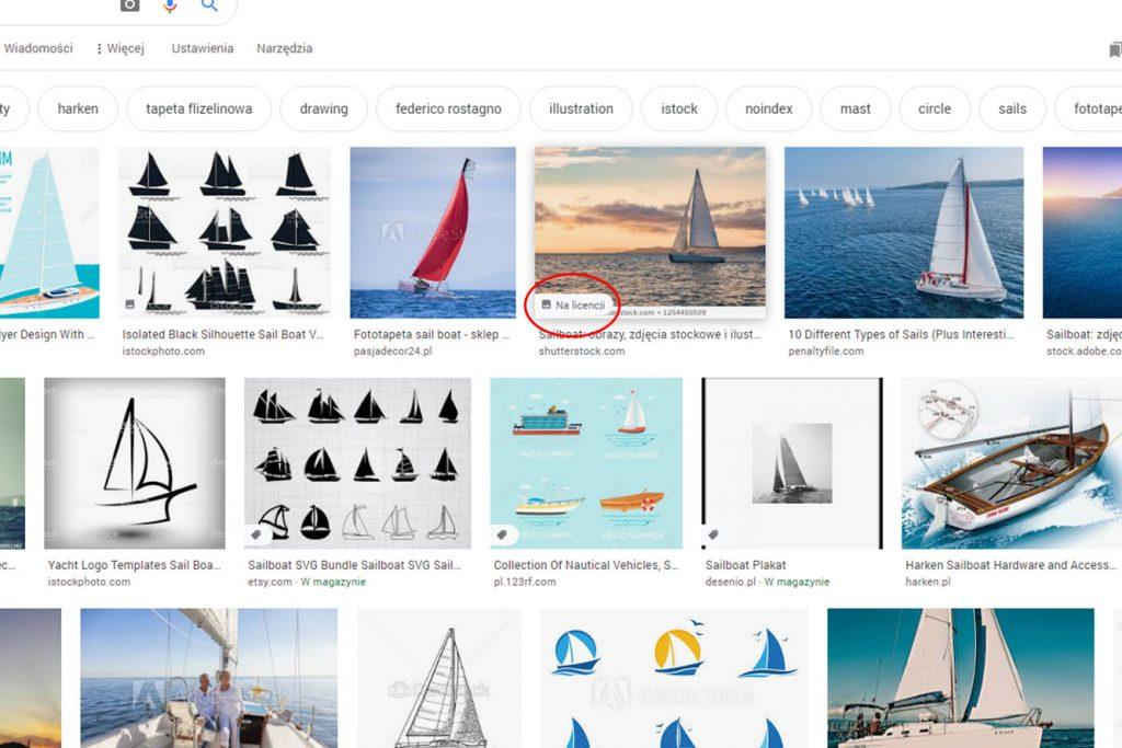 Nowa funkcja Google Grafika – łatwiejsze życie fotografa. 2