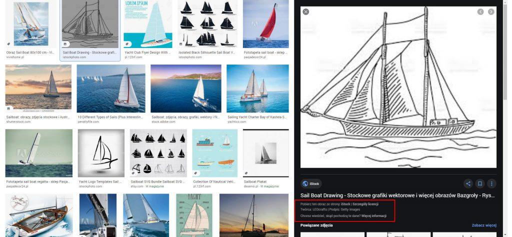 Nowa funkcja Google Grafika – łatwiejsze życie fotografa. 4