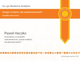 certyfikat-google-pawel-heczko-analitycs 6