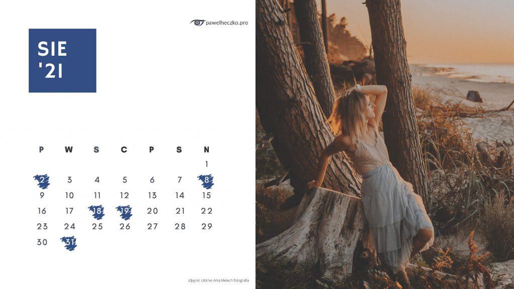 Marketingowy Kalendarz Fotografa na2021 9
